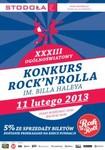 Konkurs rock'n'rollowy im. Billa Haleya w tym roku z Fundacją Rak'n'Roll